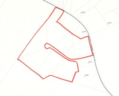 Appomattox County Residential Lots & Land For Sale: Central Church Road