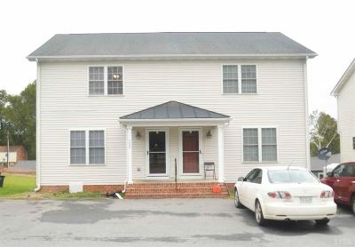 Lynchburg VA Multi Family Home For Sale: $199,900