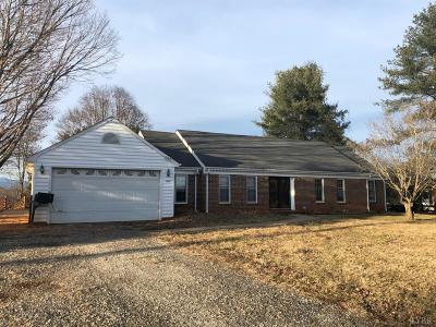 Amherst VA Single Family Home For Sale: $169,900