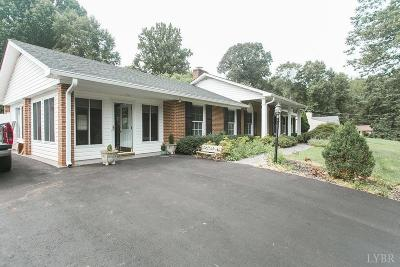 Lynchburg VA Single Family Home For Sale: $225,000