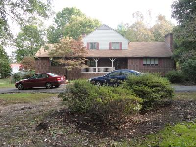 Lynchburg VA Single Family Home For Sale: $239,900
