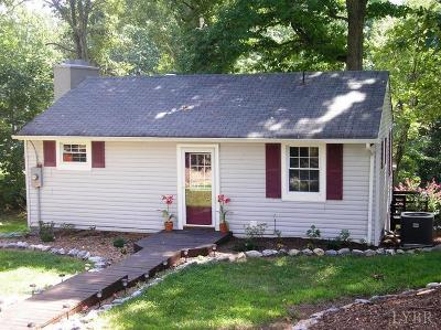 Huddleston VA Single Family Home For Sale: $199,900