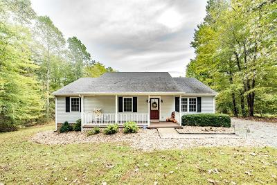 Concord Single Family Home For Sale: 1516 Stonewall Road