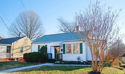 Lynchburg VA Single Family Home For Sale: $132,900