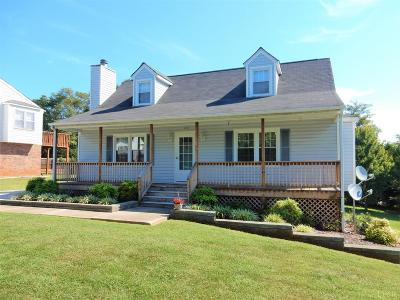 Lynchburg VA Single Family Home For Sale: $209,900