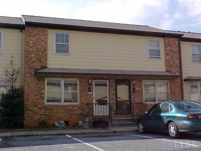 Lynchburg County Condo/Townhouse For Sale: 3501 Fort Avenue #26