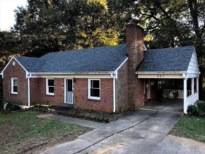 Lynchburg VA Single Family Home For Sale: $143,500