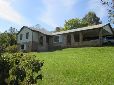 Monroe Single Family Home For Sale: 2027 High Peak Road