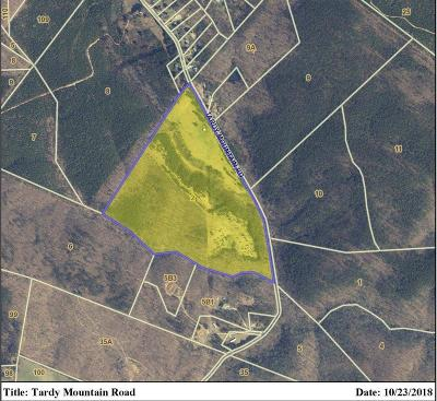 Residential Lots & Land For Sale: 100 Tardy Mountain Road