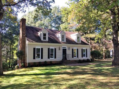 Campbell County Single Family Home For Sale: 102 River Road