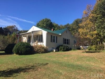 Campbell County Single Family Home For Sale: 2876 Camp Hydaway