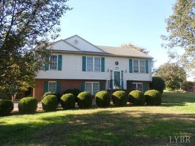 Bedford County Single Family Home For Sale: 1079 Hawkins Farm Road