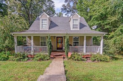 Lynchburg Single Family Home For Sale: 1120 Clubridge Road