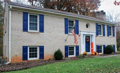 Campbell County Single Family Home For Sale: 106 Saratoga Drive