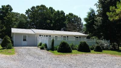 Rustburg Single Family Home For Sale: 1472 Wisecarver Road
