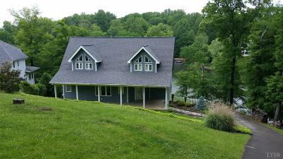 Bedford County Single Family Home For Sale: 1325 Nicholas Lane