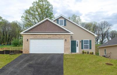 Campbell County Single Family Home For Sale: 32 Traverse Drive