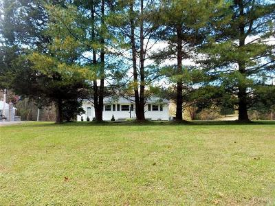 Bedford County Single Family Home For Sale: 1915 Timber Ridge Road