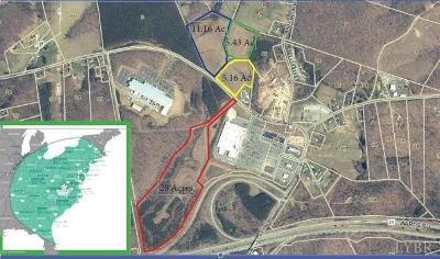Campbell County Residential Lots & Land For Sale: Business Lane