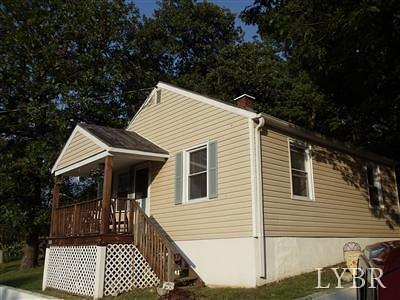 Madison Heights Single Family Home For Sale: 673 Wright Shop Road