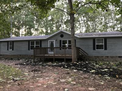 Goode Single Family Home For Sale: 1259 Lees Mill Road Road