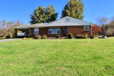 Campbell County Single Family Home For Sale: 25 Circle Court