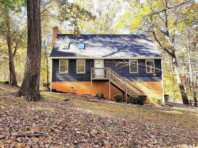 Bedford County Single Family Home For Sale: 107 Fox Hollow Road