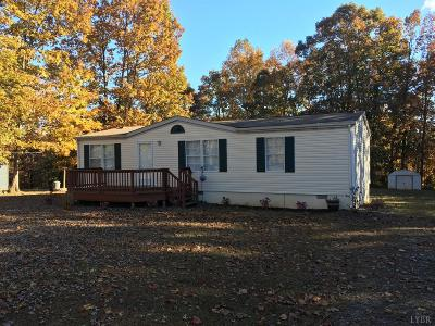 Campbell County Single Family Home For Sale: 962 Wyatt Miles