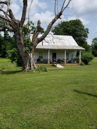 Bedford County Single Family Home For Sale: 1433 Thaxton School Road