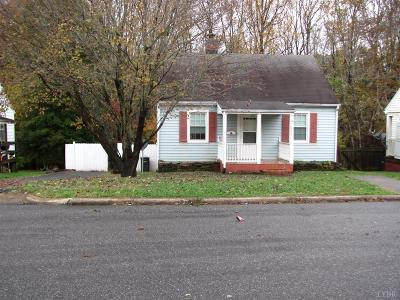 Lynchburg Single Family Home For Sale: 605 Westview