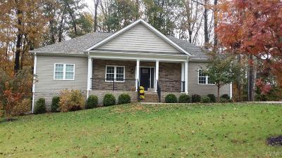 Lynchburg County Single Family Home For Sale: 121 Seven Oaks Drive