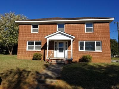 Lynchburg County Single Family Home For Sale: 1800 Monsview Place