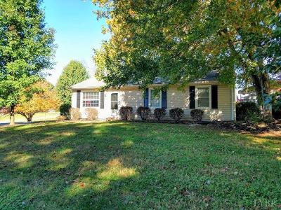 Lynchburg Single Family Home For Sale: 115 North Street