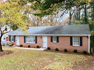 Lynchburg Single Family Home For Sale: 904 New Hampshire Avenue