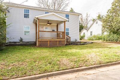 Lynchburg Single Family Home For Sale: 917 Johnson Rd