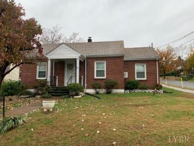 Lynchburg Single Family Home For Sale: 601 Stuart Street