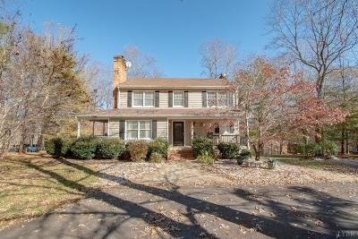 Lynchburg Single Family Home For Sale: 1180 Jennings Dr.