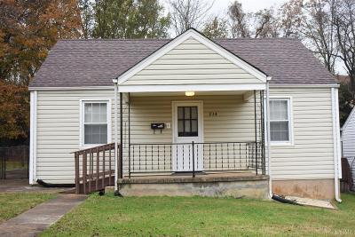 Lynchburg Single Family Home For Sale: 234 Twin Oak Dr