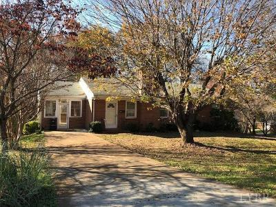 Lynchburg Single Family Home For Sale: 601 Hayes Drive