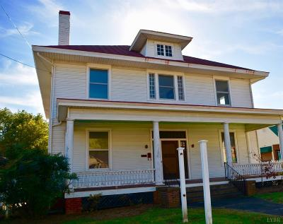 Bedford Single Family Home For Sale: 408 E Main