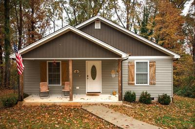 Campbell County Single Family Home For Sale: 257 Oakland Circle