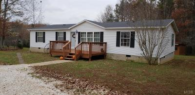 Campbell County Single Family Home For Sale: 10378 Spring Mill Road