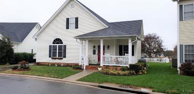 Lynchburg Single Family Home For Sale: 122 Wyndsong