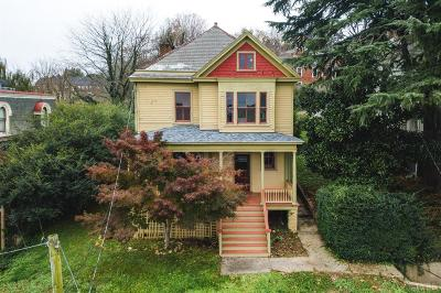 Lynchburg Single Family Home For Sale: 1115 Harrison Street