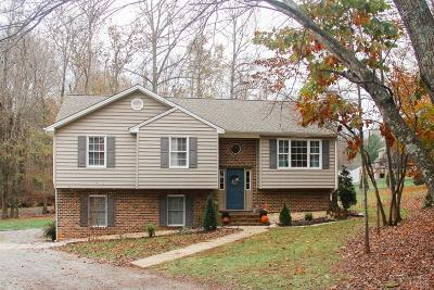 Lynchburg Single Family Home For Sale: 78 Holly Haven Dr