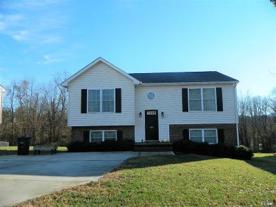Lynchburg Single Family Home For Sale: 127 Bennett Drive