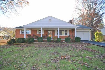 Lynchburg Single Family Home For Sale: 160 Woodhaven Drive