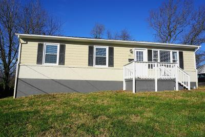 Bedford County Single Family Home For Sale: 308 W Franklin Street