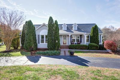 Single Family Home For Sale: 207 Sage Ln