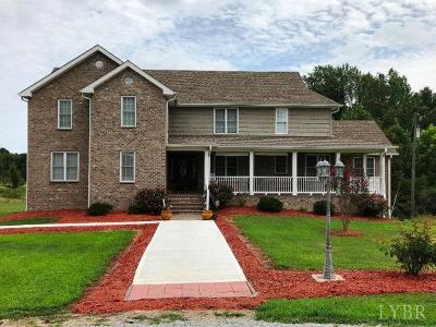 Single Family Home For Sale: 6133 Spring Garden Road